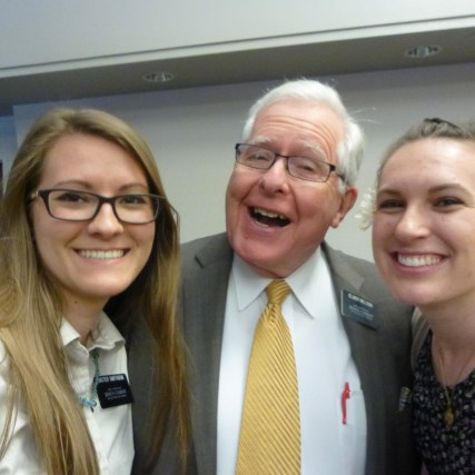 Elder Nelson is the mission doctor and he's so nice! Also HILARIOUS.