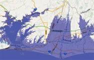 haza dohamamatu012 - 浜松は、超沿岸部の町なので非常に津波に弱い土地