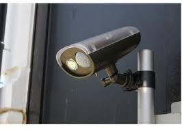sennsa raito123654 - センサーライトとダミーカメラの設置例です。ご参考に!