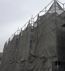 20150312222410319 - 5棟目新築アパート建築状況