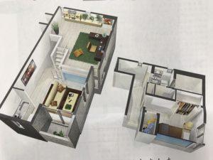 IMG 0344 - お部屋探しはmini miniの家具・家電付お部屋を考察