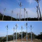da0c7472a95f3d186e97766e23fa8b8b - 【小型風力発電所の動画公開】水平軸型と垂直軸型の2種類の風車を比較しよう!