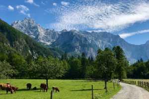 Логарска долина Словения