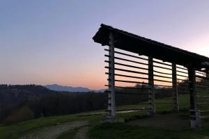 Деревня в Словении