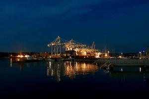 Порт Копер Словения