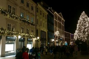 Рождество в Любляне