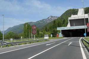 Туннель Караванке