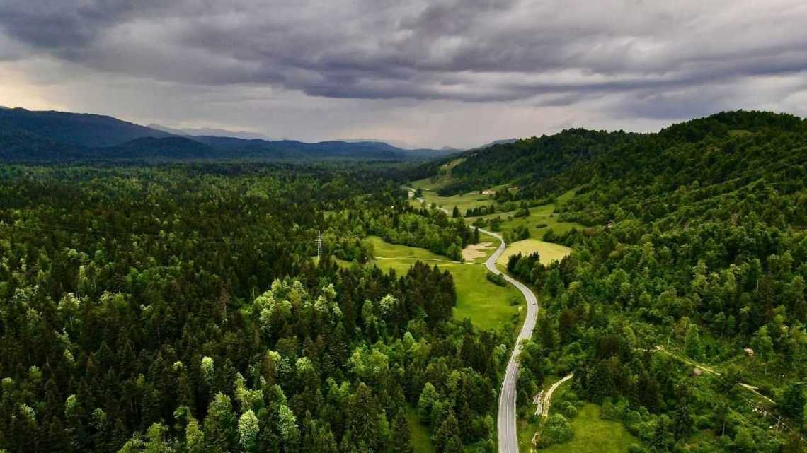 Словенские холмы