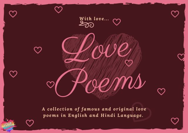 love poems on love smitten