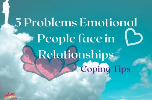 emotional people and relationship problems