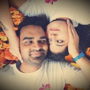 Our story - love smitten