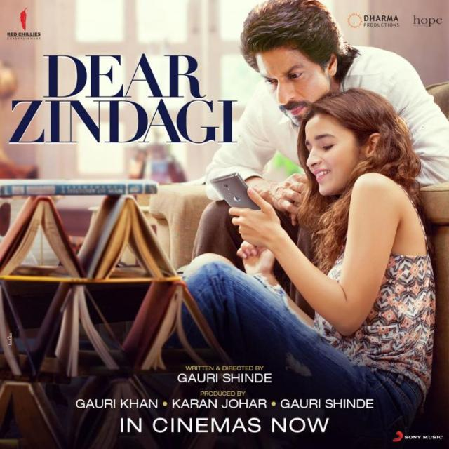 dear zindagi- freedom to love self