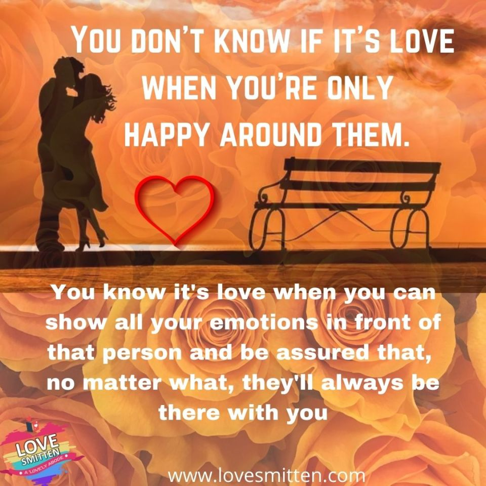 love and happiness quote