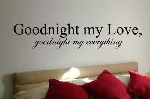 Good night wishes for lover in hindi