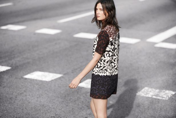 Zara Woman Lookbook Febrero