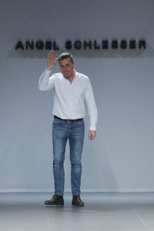 Ángel Schlesser Otoño Invierno 2014/2015