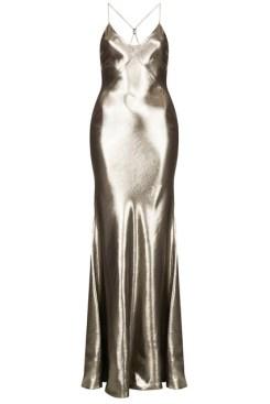 Vestido Largo de Colección SS 2014 Kate Moss para Topshop
