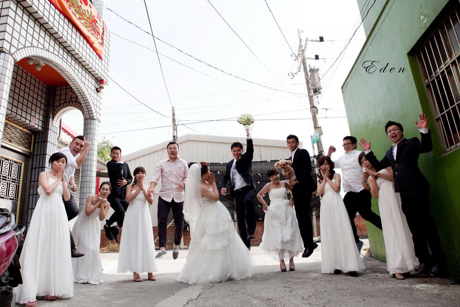 婚禮紀錄 婚禮攝影 婚禮錄影