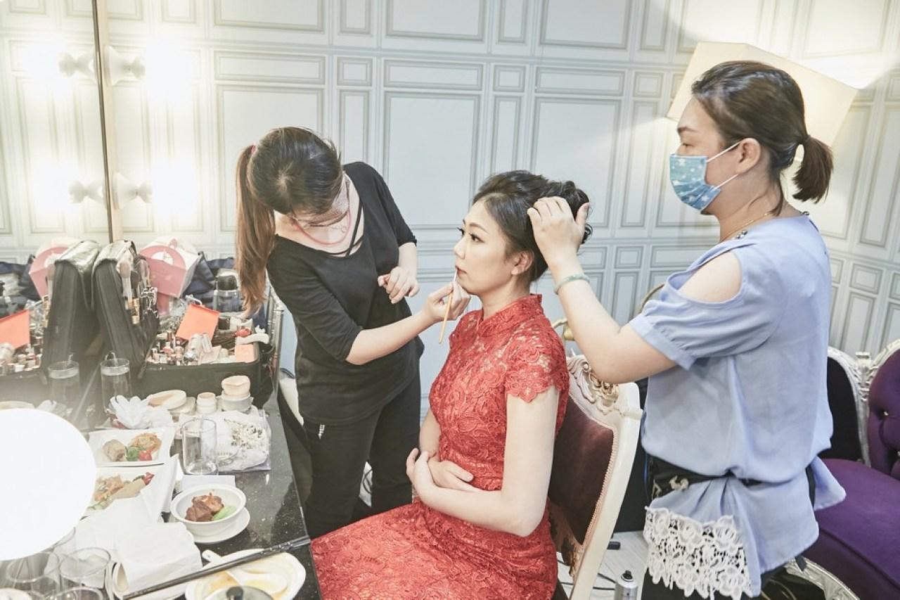 新娘秘書,妝髮造型,新秘推薦,新娘造型師