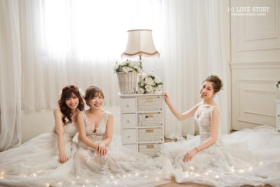 閨蜜婚紗,閨蜜照,閨蜜寫真,姐妹攝影,姐妹寫真
