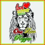 OneLoveReggaeLogo