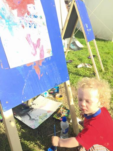 Love Summer Festival - Workshops - Art 39