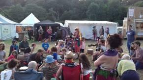 Love Summer Festival - Workshops - Drumming 1