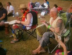Love Summer Festival - Workshops - Drumming