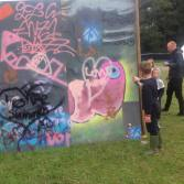 Love Summer Festivals - Workshops - Graffiti 1