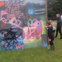 Love Summer Festivals - Workshops - Graffiti 1