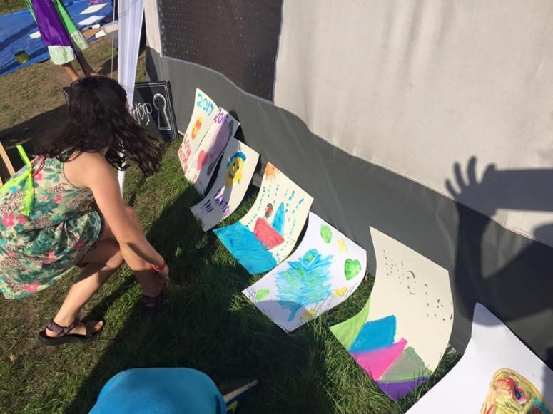 Love Summer Festival - Workshops - Art 36