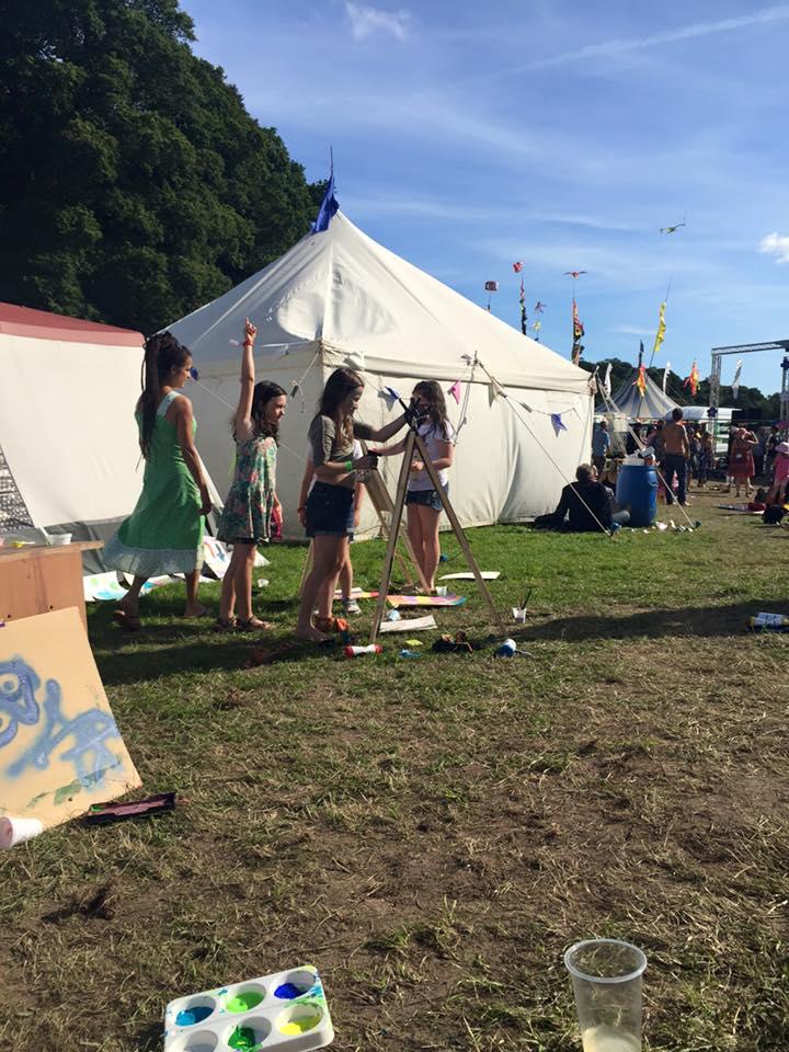 Love Summer Festival - Workshops - Art 38