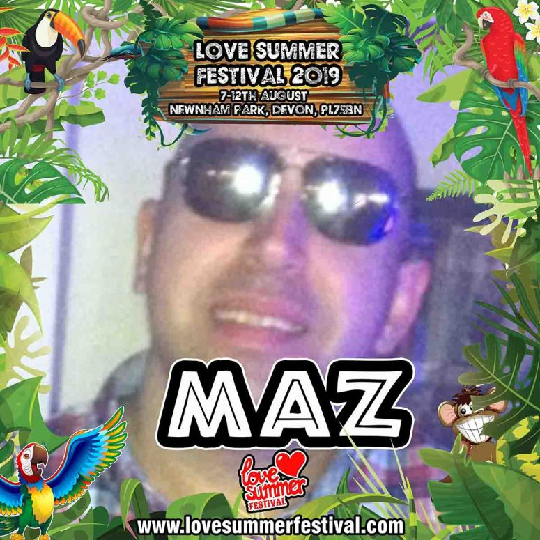 Love Summer Festival | Devon | Family Fun | Glamping | Festival | Southwest | Techno | Plymouth | MAZ | PL75BN