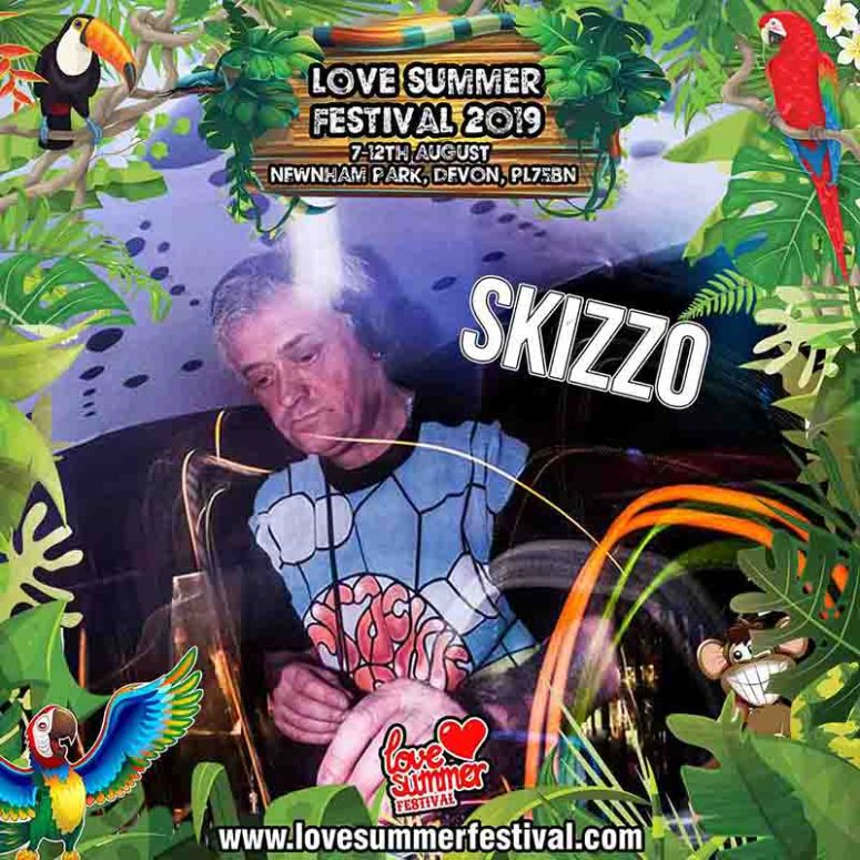 Love Summer Festival | Devon | Family Fun | Glamping | Festival | Southwest | Techno | Plymouth | Skizzo | PL75BN