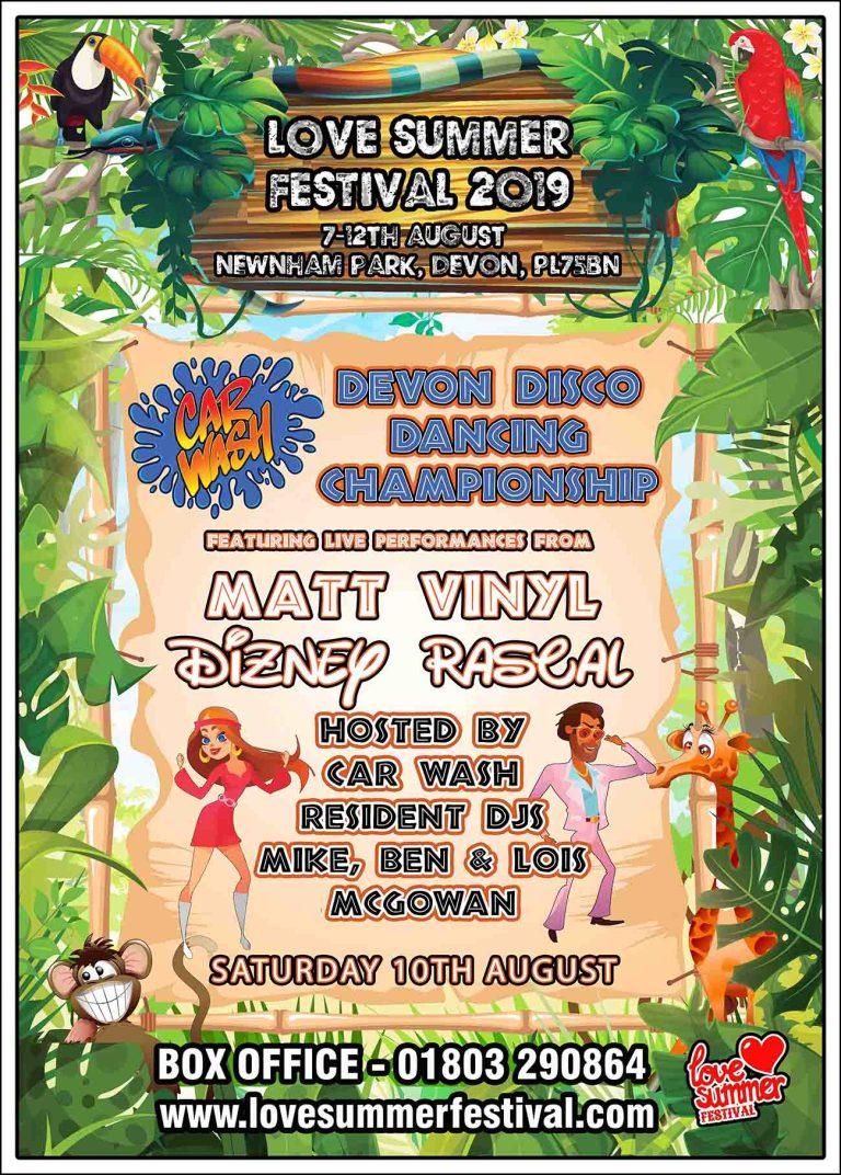 Love Summer Festival | Devon | Family Fun | Glamping | Festival | Southwest | Disco | Big Top | Family Fun | PL75BN