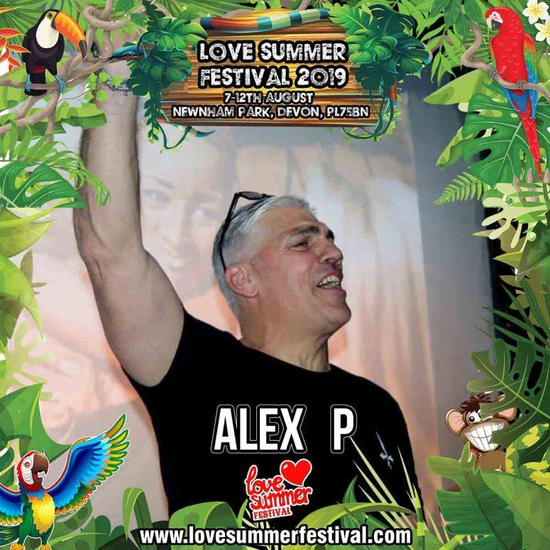 Love Summer Festival | Alex P