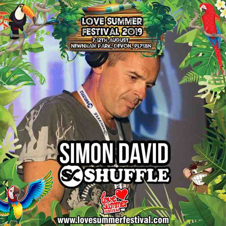 Love Summer Festival | Simon David