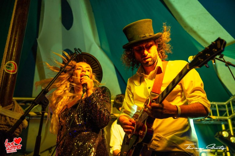Festival   Love Summer   Electric Swing Circus