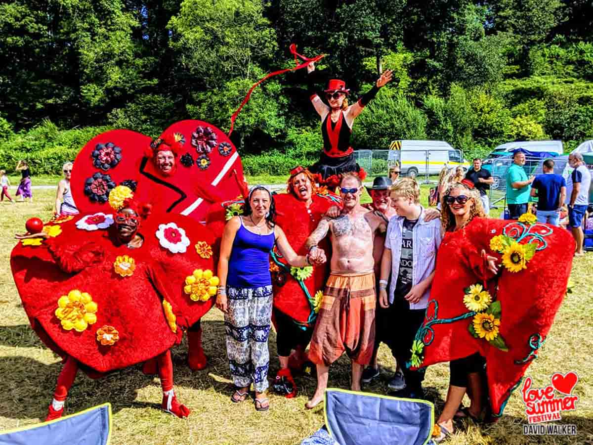 Festival | Love Summer Festival | Devon | Plymouth | 2019 Gallery
