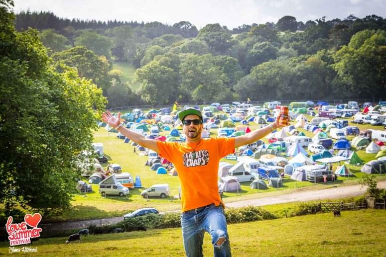 Festival | Site View | Love Summer