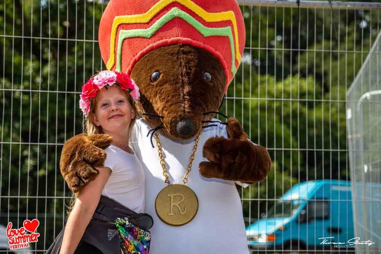 Love Summer Festival   Rastamouse   Festival   Devon   Plymouth