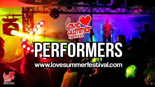 Festival | Performer Application | Love Summer | Devon