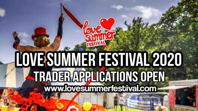 Festival | Trader | Application Form