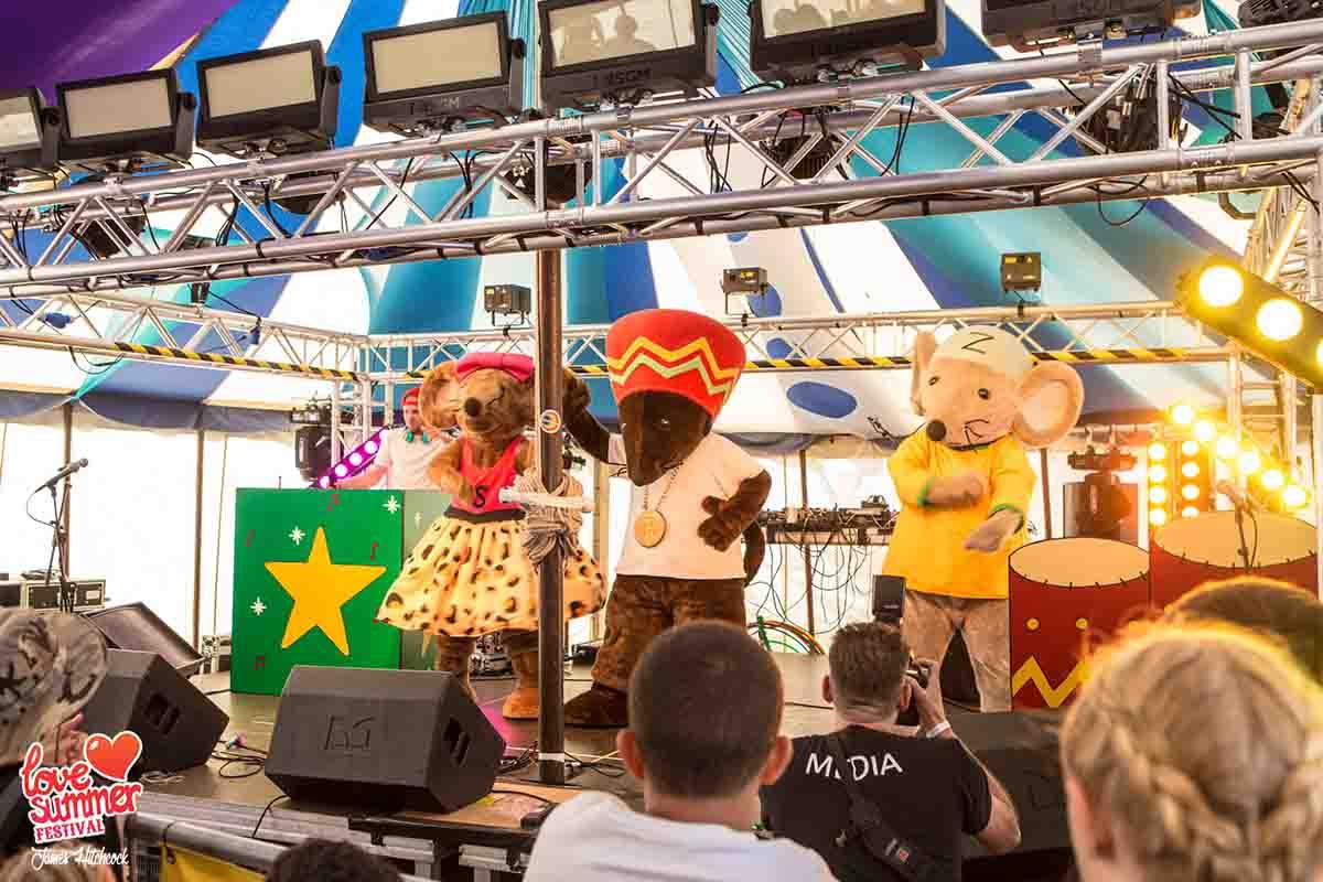 Love Summer Festival | Rastamouse | Festival | Devon | Plymouth