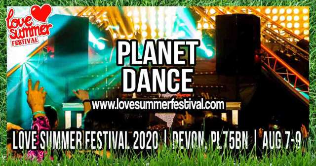 Love Summer Festival | Planet Dance