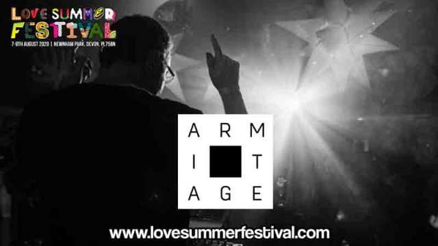 Armitage | Festival | Live | Devon | August | 2020 | Plymouth