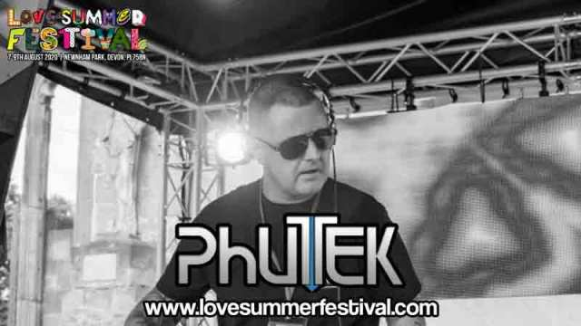Phutek | Festival | Live | Devon | August | 2020 | Plymouth