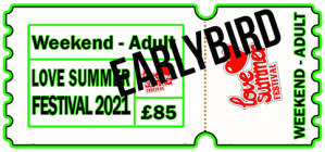Festival Ticket - Adult Earlybird