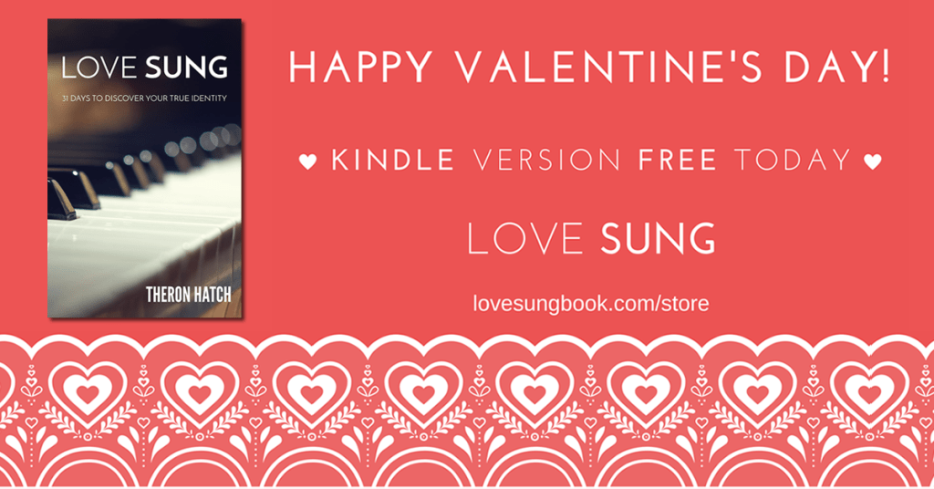 :Love Sung Kindle valentines day free