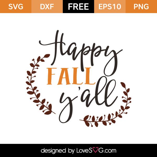 happy fall '